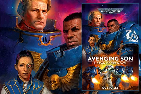 Avenging Son: A Dawn of Fire Novel Review