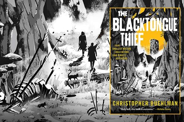 The Blacktongue Thief Review