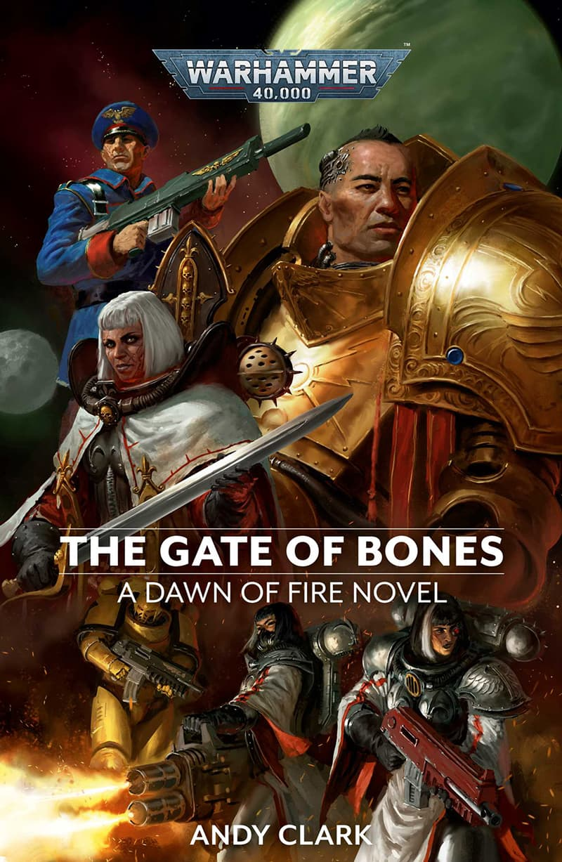 The Gate of Bones cover