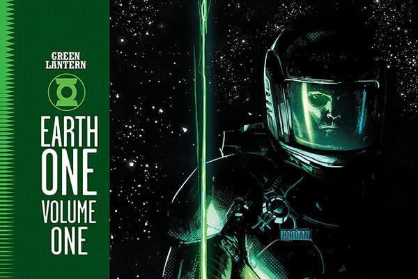 Green Lantern: Earth One