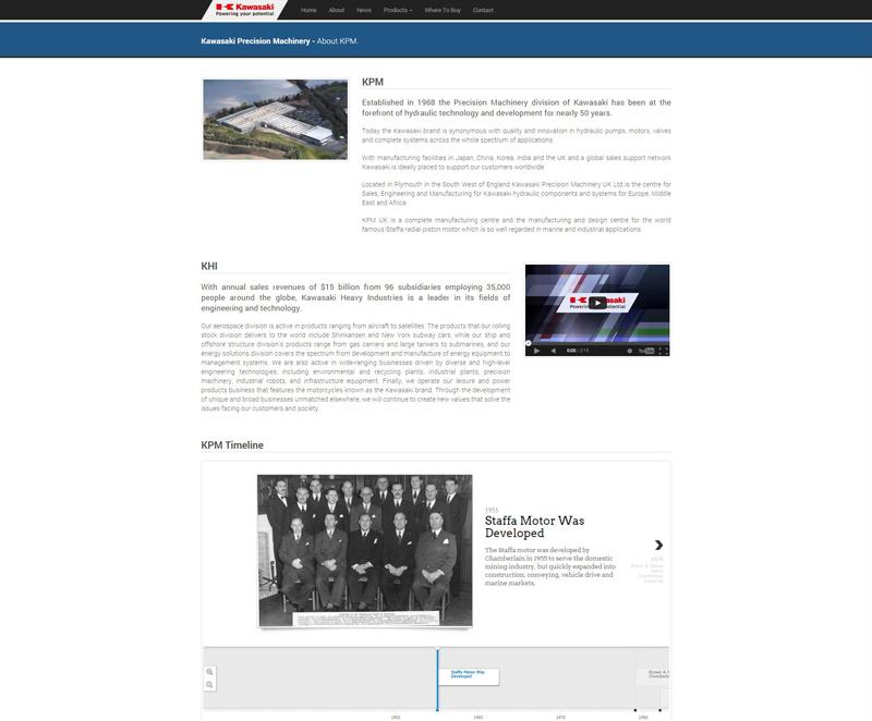 KPM About Page
