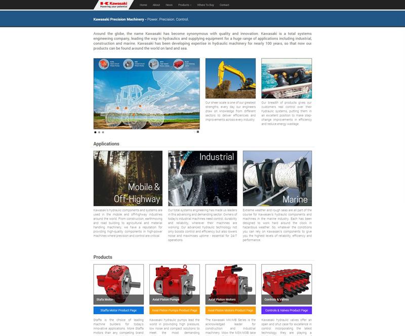 KPM Home Page